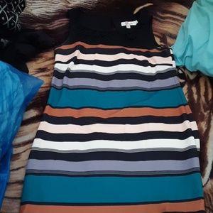 Aryeh striped dress
